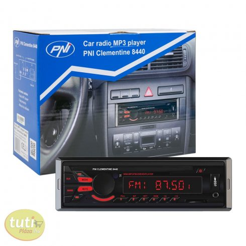 PNI Mp3-as autórádió (PNI-MP3-8440)